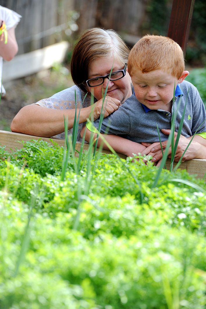 Parent & Child Gardening