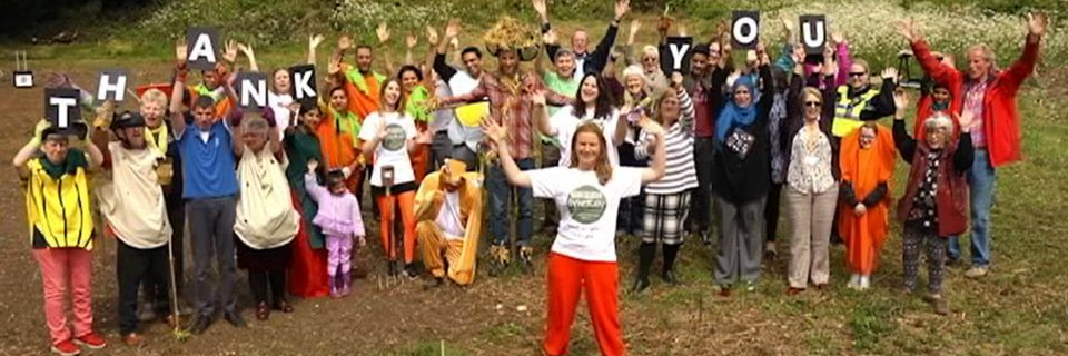 Support our fundraising campaign to build Hillside Community Garden