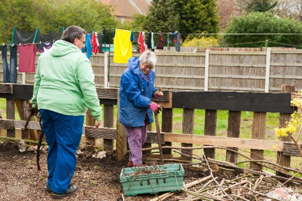 St. Giles Community Garden